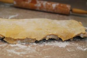 Равиоли со шпинатом и сыром - фото шаг 4