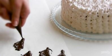 """Торт """"Молочная девочка"""" (очень вкусный) - фото шаг 5"""