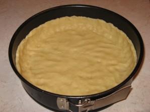Пирог с грибами и мясом - фото шаг 4