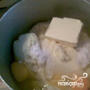 Сыр сливочный - фото шаг 3
