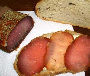 Вяленая свинина со специями - фото шаг 7