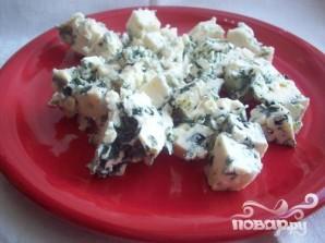 Куриное филе в соусе из сливок и сыра дор-блю - фото шаг 2
