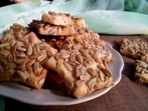 Печенье с семечками - фото шаг 8