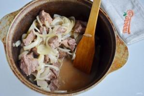 Чашушули по-грузински из говядины - фото шаг 4