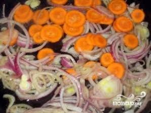 Рис с луком-пореем - фото шаг 1