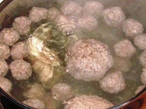 Суп пшенный с мясом - фото шаг 1