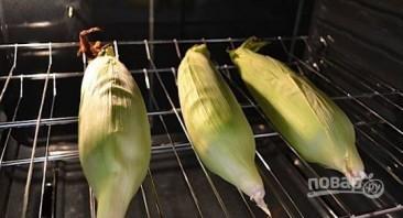 Запеченная кукуруза с медом в духовке - фото шаг 1