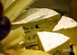 Сырная тарелка - фото шаг 4