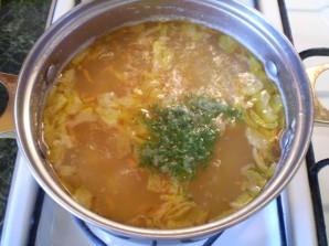 Гороховый суп с картофелем - фото шаг 8