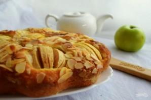 Пирог с яблоками - фото шаг 8