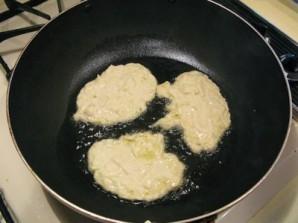 Блинчики из кабачков сладкие - фото шаг 5
