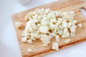 Французские тосты с яблоками - фото шаг 2