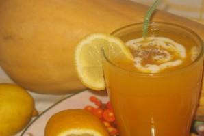 Сок из тыквы и яблок на зиму - фото шаг 3