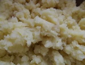 Тесто из картофельного пюре  - фото шаг 1