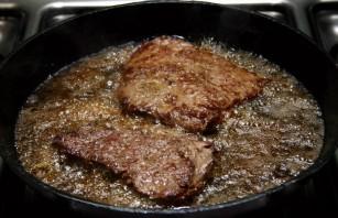 Эскалоп из говядины - фото шаг 4