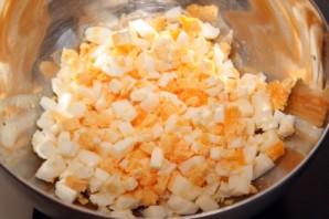 Креветки с сыром - фото шаг 2