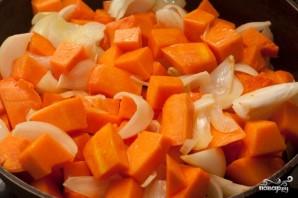 Тыквенный суп-пюре простой - фото шаг 1