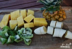 Витаминный напиток Тропический авокадо - фото шаг 1
