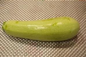 Оладушки из кабачка - фото шаг 1