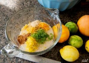 Коктейль с апельсиновым соком - фото шаг 1