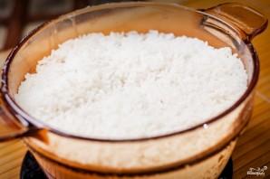 Рис с яйцом по-китайски - фото шаг 1