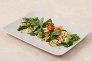 Салат из цукини - фото шаг 8