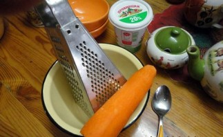 Яблочно-морковное пюре - фото шаг 1