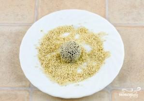 Шарики из сухофруктов и орехов - фото шаг 3