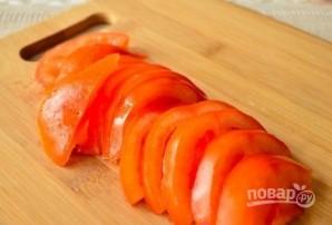 Открытый мясной пирог с картофельным тестом - фото шаг 14