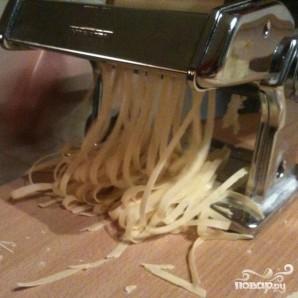 Домашние итальянские макароны (лапша) - фото шаг 4