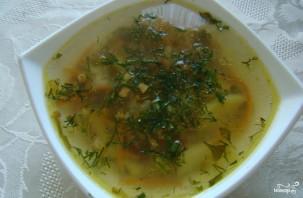 Суп с куриными потрохами - фото шаг 5