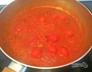 Томатный соус к пасте - фото шаг 5