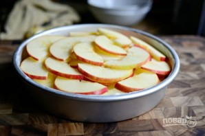 Лёгкий яблочный крамбл - фото шаг 3