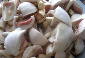 Пирожки картофельные с грибами - фото шаг 2