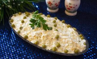 Пасхальный салат с курицей - фото шаг 6