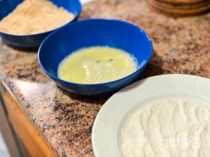 Рецепт шницеля из курицы - фото шаг 5