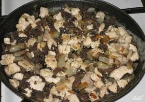 Жюльен в сковороде - фото шаг 4