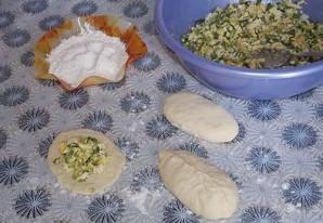 Пирожки на сыворотке жареные - фото шаг 6