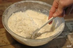 Вегетарианский хлеб овсяный - фото шаг 3