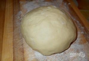Итальянское тесто для пиццы - фото шаг 6