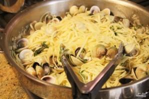 Паста с моллюсками - фото шаг 4