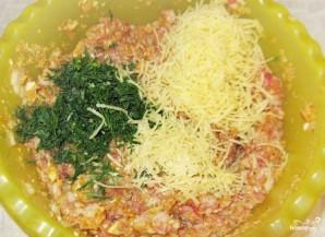 Тефтели с рисом и грибами - фото шаг 3