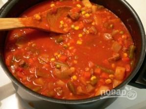 Суп-рагу с говядиной - фото шаг 8