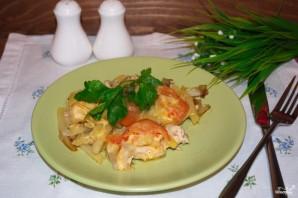 Мясо по-французски в сковороде - фото шаг 9