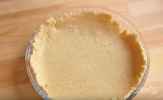Творожный пирог с баклажанами - фото шаг 4