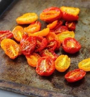 Омлет с курицей и помидорами - фото шаг 1