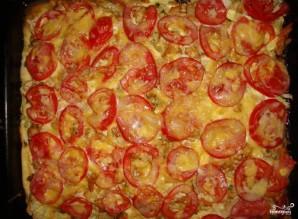 Цветная капуста с яйцом и помидорами - фото шаг 5