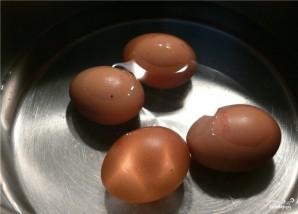 Пирожки с яйцом - фото шаг 1