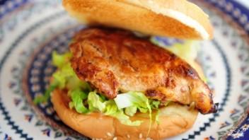 Чикенбургер - фото шаг 5