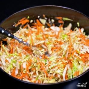 Капустный салат с морковью - фото шаг 6